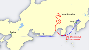 Japan_Airlines_123_route_English.png